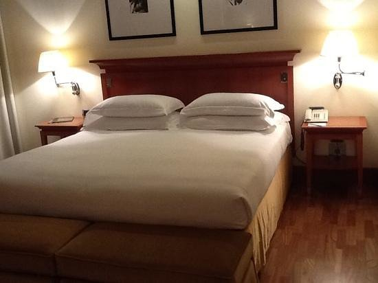 Starhotels Metropole : the rooms that we stayed in for 4 nights 616