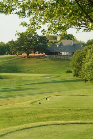 Lenape Heights Golf Resort: Clubhouse