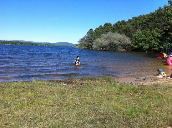 Playa Pita pantano de la Cuerda del pozo