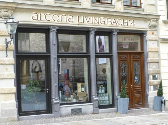 arcona LIVING BACH14: Front View