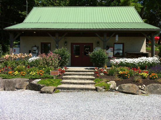 Country Acres Campground: Campground office