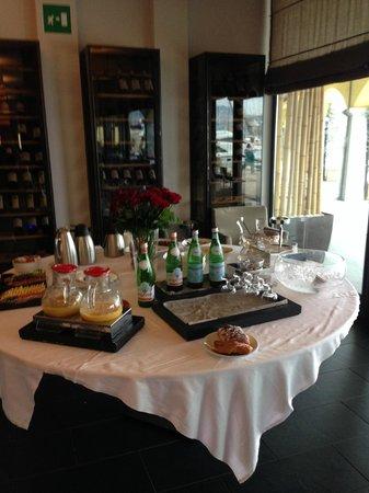 MarinaPlace Resort : salle petit dejeuner