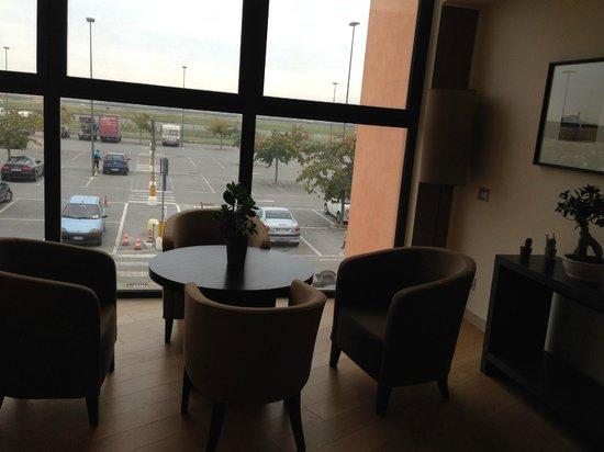 MarinaPlace Resort : salon couloir