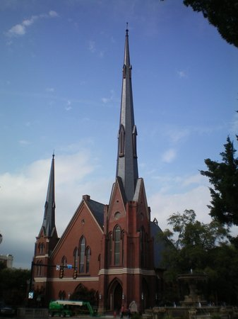 Historic District: 1808 1st Baptist Church