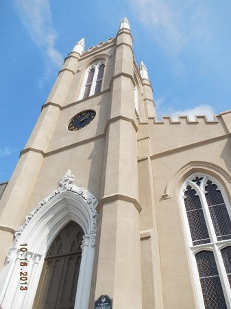 Historic District: St James Episcopal Church
