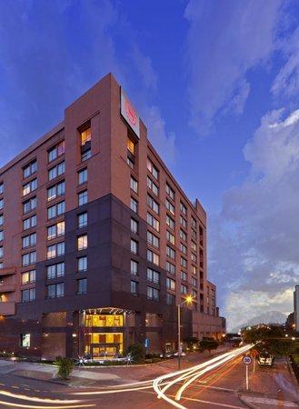 Sheraton Bogota Hotel : fachada