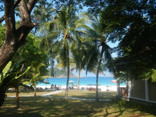 Coral Redang Island Resort: Sea View