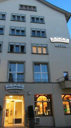 Hotel Wellenberg: Hotel