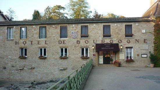 Hotel de Bourgogne: Hôtel de Bourgogne