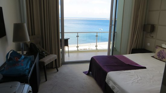 Aparthotel Atlântida Mar: Foto dalla nostra camera