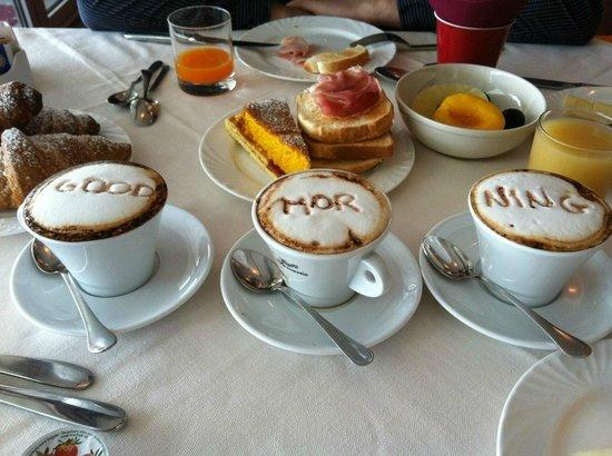 Klass Hotel: Завтрак в отеле Klass