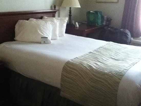 BEST WESTERN Westminster Catering & Conference Center: Nice room