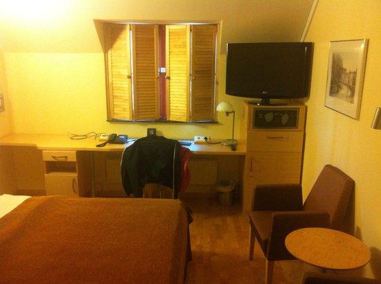 Hotell Liseberg Heden : Bedroom