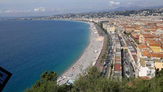 Hotel Trocadero: Promenade des Anglais