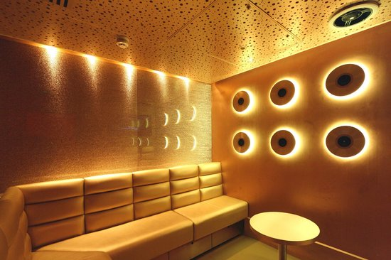 Gold Room - Picture of Karaoke Box Mayfair, London - TripAdvisor
