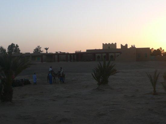 Dar El Janoub: visuale albergo