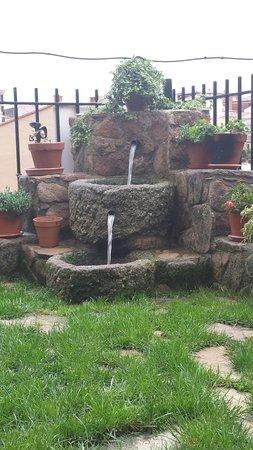 Casa Rural Aguas del Venero: Fuente