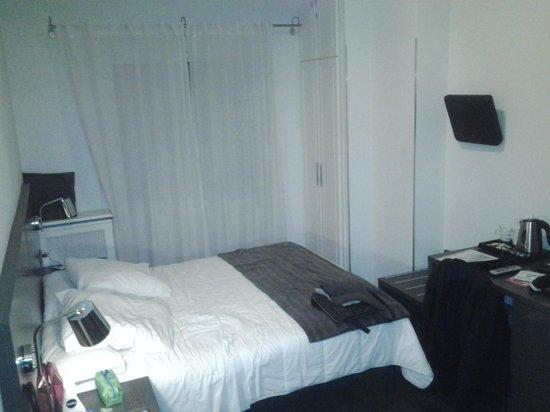 Hostal Cabo Mayor: Habitación 1