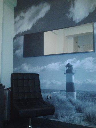 Hostal Cabo Mayor: Habitación 2