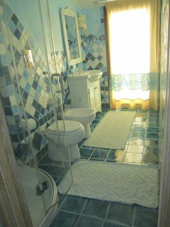 B&B sa reposada: Il bagno Blu