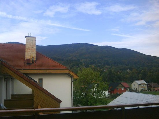 Hotel Prosper: view from apartment
