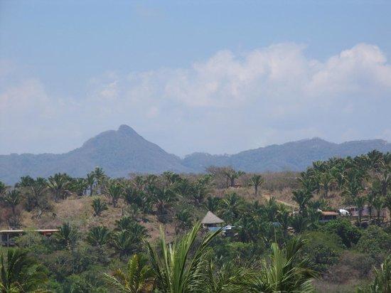 Hotel y Suites Bugambilias : vista a las Montañas