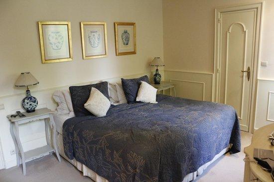 Guesthouse 17: la chambre centrale