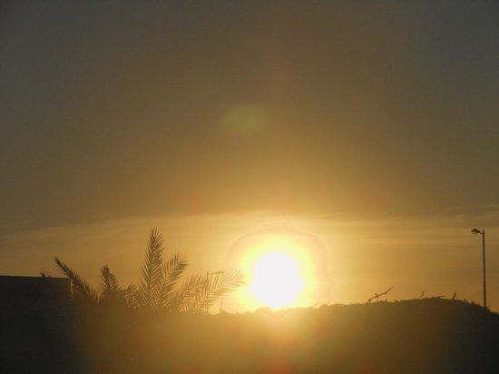 Djerba Mare: tramonto