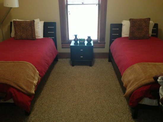Pelton Guest House: Bedroom