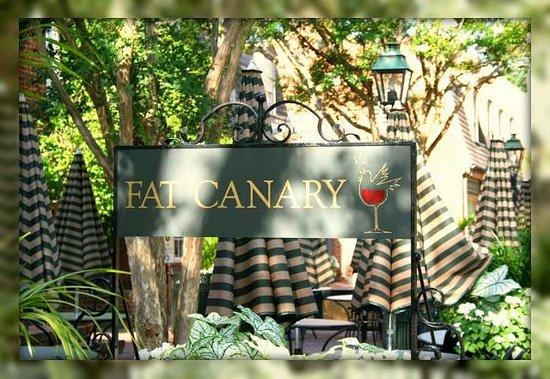 Fat Canary: Exterior