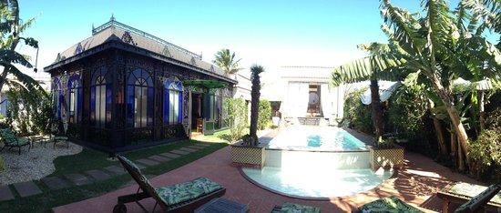 Hotel Boutique Quinta das Videiras: Piscina Vista da Suite Premium