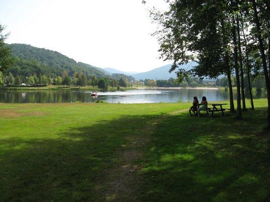 Camping Base de Loisirs du Lac de la Moselotte