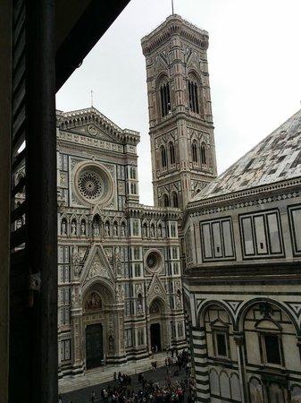 Duomo View B&B: Vista dal B&B