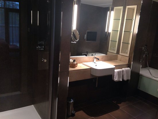 Norton House Hotel & Spa Edinburgh: Great bathroom in the Edinburgh suit!