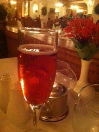 Chalet Suisse: Kir Royale