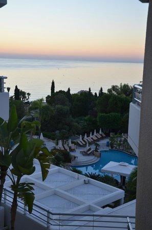 Mediterranean Beach Hotel : View