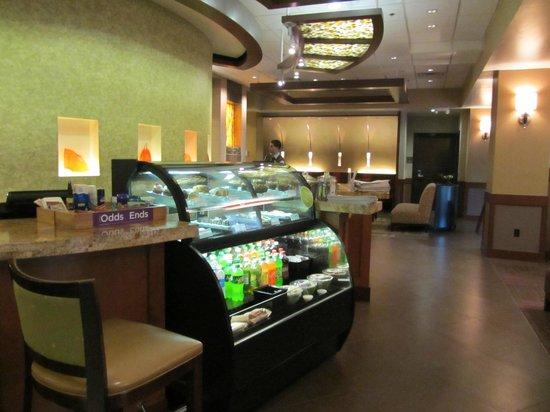 Hyatt Place Orlando Airport : dining area