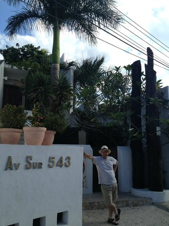 Mi Casa en Cozumel : Entry  - Mi Casa Cozumel