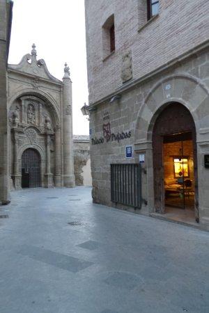 Palacio de Pujadas : Entrada