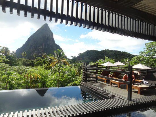 Boucan by Hotel Chocolat : divine pool area