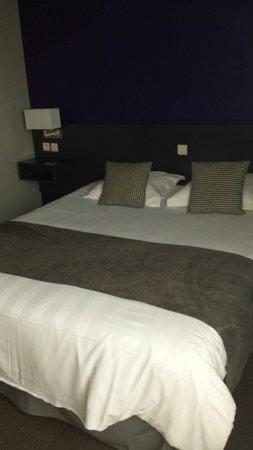 Altos Hotel: Chambre