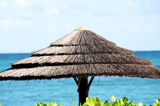 Pineapple Beach Club Antigua: Breakfast room view