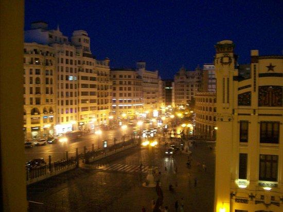 Hotel Zenit Valencia : Questo ciò che si può vedere dalla camera