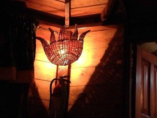 Xtabi Resort: Cottage 5, love this light