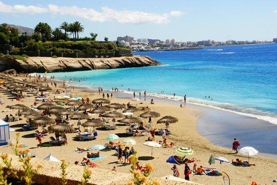 Promenade Picture Of H10 Costa Adeje Palace Costa Adeje