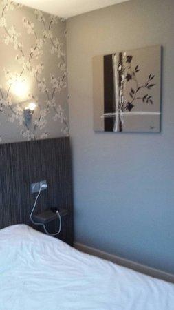 Hotel Eden : Chambre