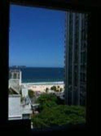 Golden Tulip Ipanema Plaza: Vista do apartamento
