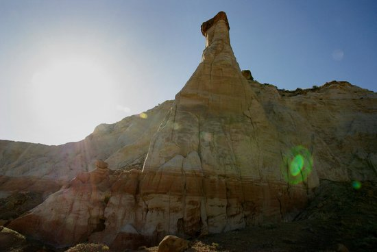 Savage Point Bed & Breakfast: Iconic hoodoos are so startling...