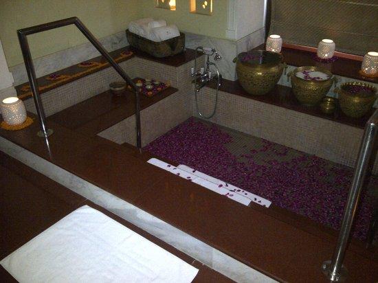 Nadesar Palace Varanasi: The Ganges Water Spa Treatment