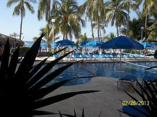 Ritz Acapulco : piscine